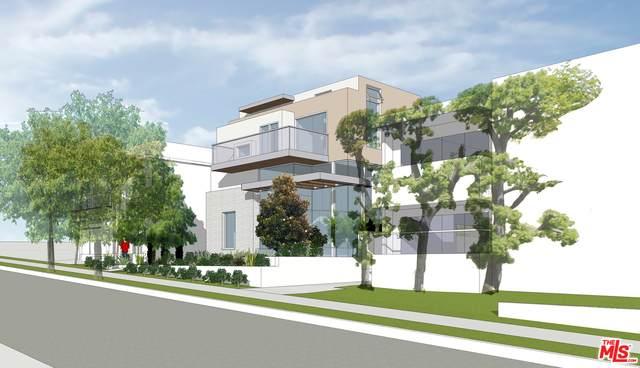 1121 22Nd St, Santa Monica, CA 90403 (MLS #21-750760) :: The John Jay Group - Bennion Deville Homes