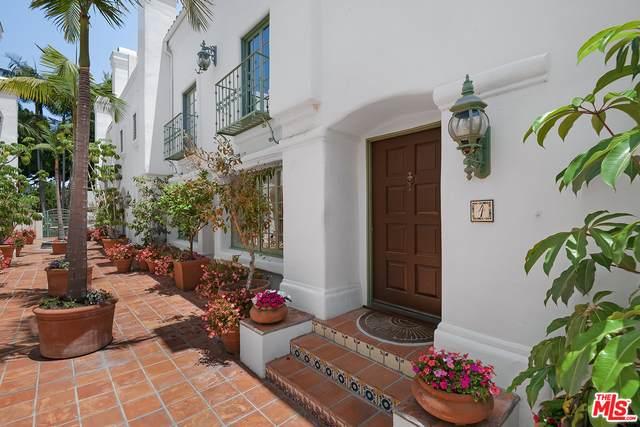 930 20Th St #4, Santa Monica, CA 90403 (#21-750834) :: The Grillo Group