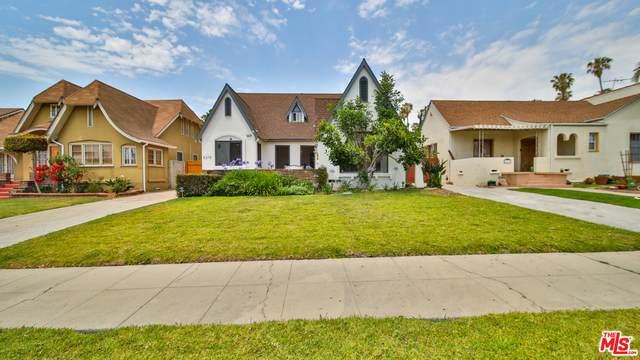 5319 S Rimpau Blvd, Los Angeles, CA 90043 (#21-750860) :: Montemayor & Associates