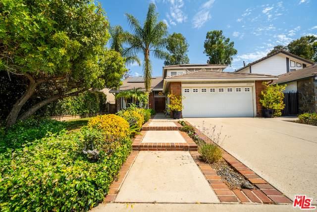 29925 Rainbow Crest Dr, Agoura Hills, CA 91301 (#21-750862) :: Randy Plaice and Associates