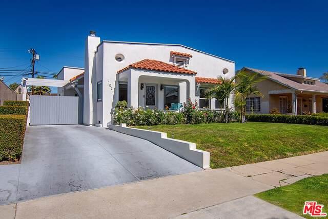 1021 S Ridgeley Dr, Los Angeles, CA 90019 (#21-750872) :: The Pratt Group