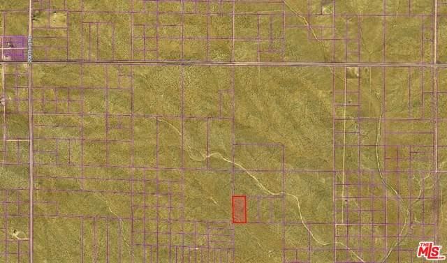 0 Vac/210 Ste/Vic Avenue G, Hi Vista, CA 93535 (MLS #21-750920) :: Hacienda Agency Inc