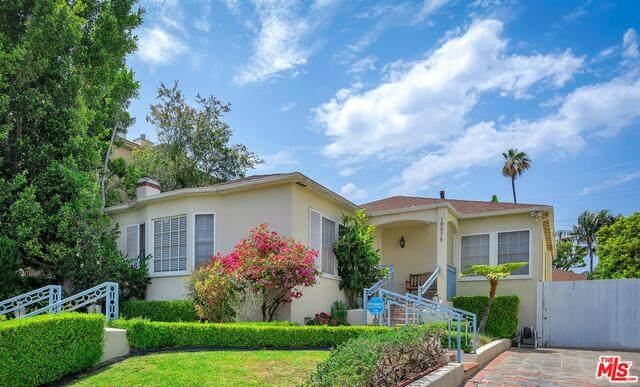 10575 Holman Ave, Los Angeles, CA 90024 (#21-750946) :: TruLine Realty