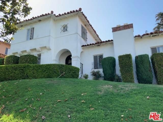 3601 Mount Vernon Dr, View Park, CA 90008 (#21-751012) :: Montemayor & Associates