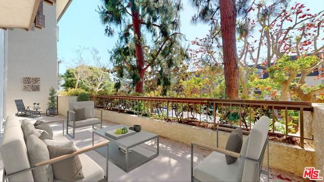 8600 Tuscany Ave #202, Playa Del Rey, CA 90293 (#21-751046) :: Montemayor & Associates