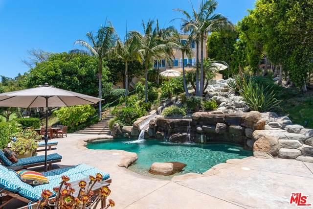 28882 Via Venezia, Malibu, CA 90265 (#21-751076) :: The Grillo Group