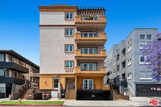 5633 Carlton Way #403, Los Angeles, CA 90028 (MLS #21-751166) :: Hacienda Agency Inc