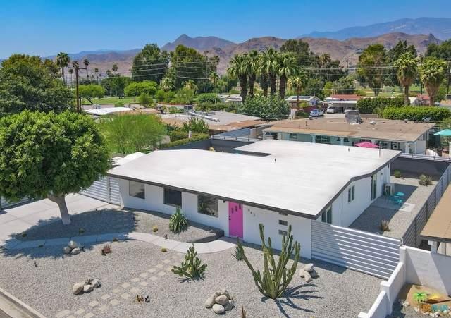963 S Paseo Caroleta, Palm Springs, CA 92264 (MLS #21-751222) :: Zwemmer Realty Group
