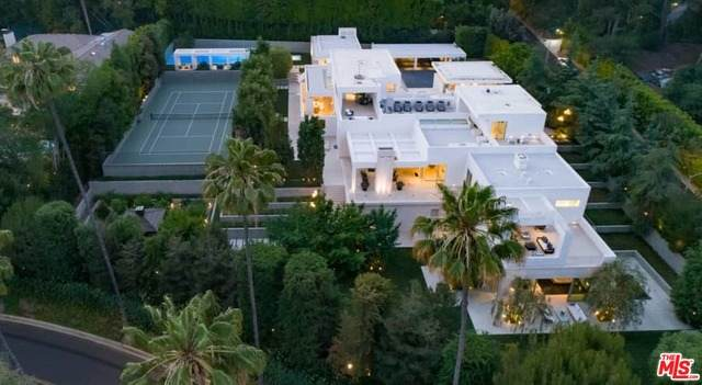 1109 Calle Vista Dr, Beverly Hills, CA 90210 (#21-751228) :: The Grillo Group