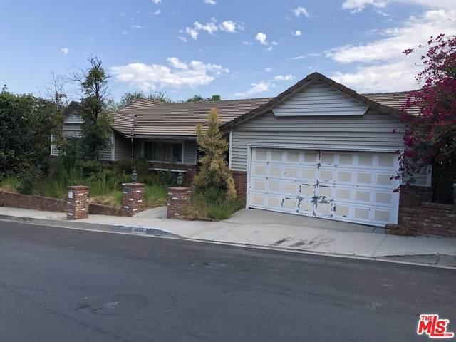 3358 Scadlock Ln, Sherman Oaks, CA 91403 (#21-751246) :: The Pratt Group