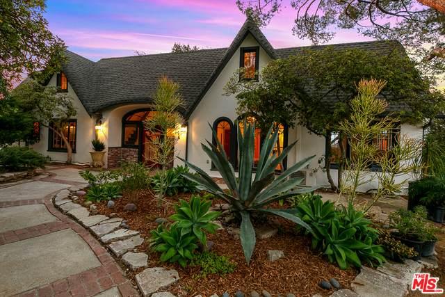 11651 Picturesque Dr, Studio City, CA 91604 (#21-751308) :: Montemayor & Associates