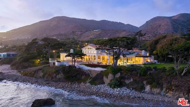 West Sea Level Dr, Malibu, CA 90265 (#21-751330) :: Lydia Gable Realty Group