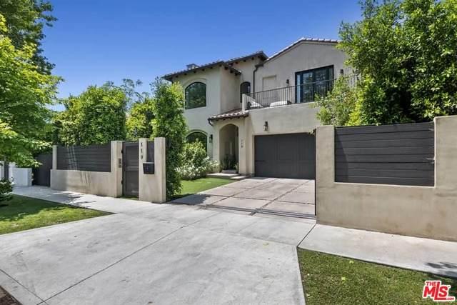 119 N La Jolla Ave, Los Angeles, CA 90048 (#21-751338) :: The Grillo Group
