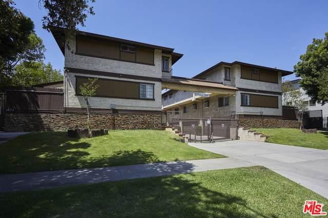 981 E Villa St #1, Pasadena, CA 91106 (#21-751372) :: Berkshire Hathaway HomeServices California Properties