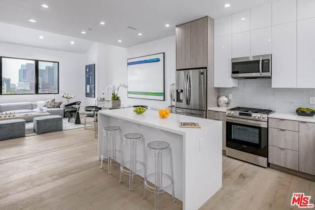 985 Everett St, Los Angeles, CA 90026 (MLS #21-751448) :: The John Jay Group - Bennion Deville Homes