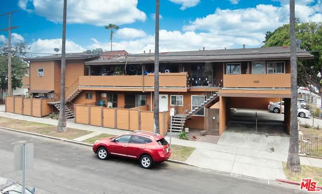 152 N Vendome St, Los Angeles, CA 90026 (MLS #21-751508) :: The John Jay Group - Bennion Deville Homes