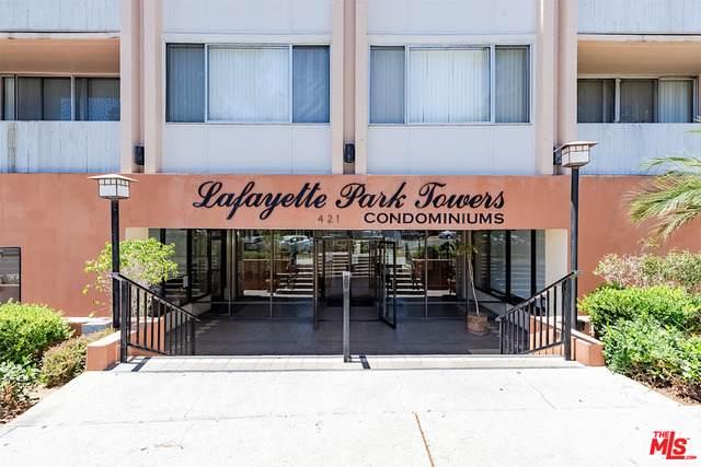421 S La Fayette Park Pl #521, Los Angeles, CA 90057 (#21-751628) :: Montemayor & Associates