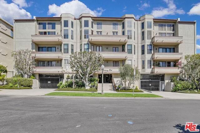 2332 Fox Hills Dr #4, Los Angeles, CA 90064 (#21-751650) :: The Pratt Group