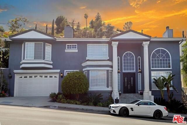 2509 Apollo Dr, Los Angeles, CA 90046 (#21-751682) :: TruLine Realty
