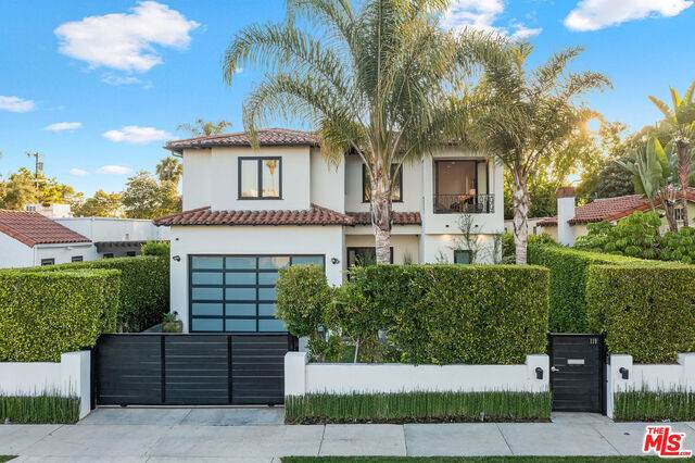 119 S Laurel Ave, Los Angeles, CA 90048 (#21-751704) :: The Grillo Group