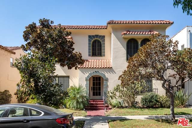 429 N Spaulding Ave, Los Angeles, CA 90036 (#21-751944) :: The Grillo Group