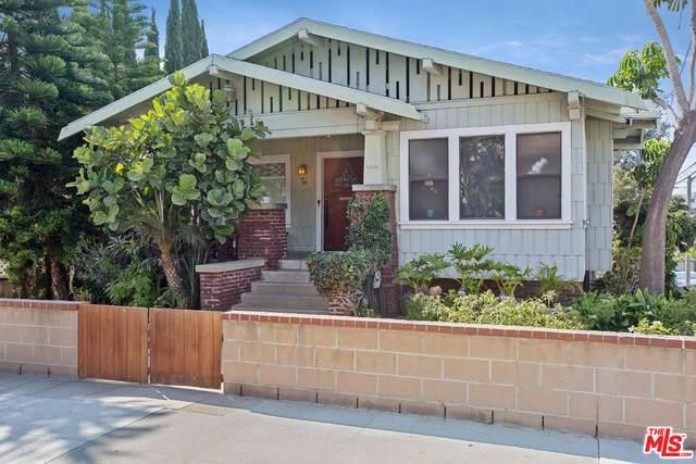 2602 3RD St, Santa Monica, CA 90405 (#21-752000) :: The Grillo Group