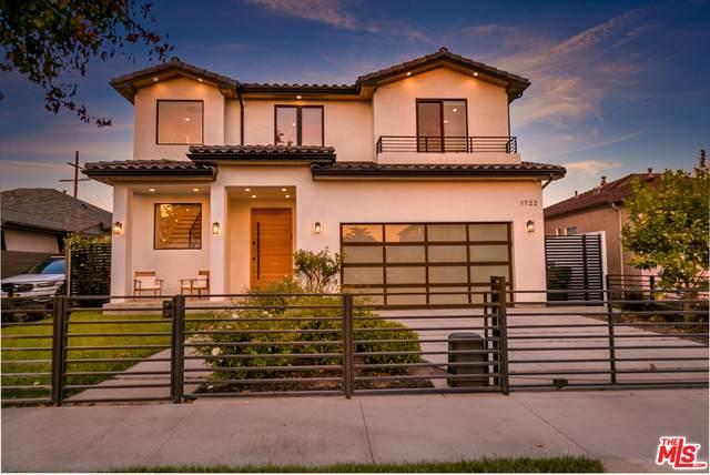 1722 S Holt Ave, Los Angeles, CA 90035 (#21-752042) :: Randy Plaice and Associates