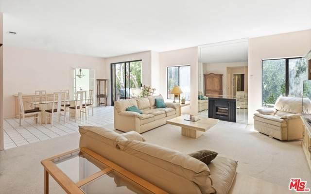 1909 Glendon Ave #203, Los Angeles, CA 90025 (MLS #21-752070) :: The John Jay Group - Bennion Deville Homes