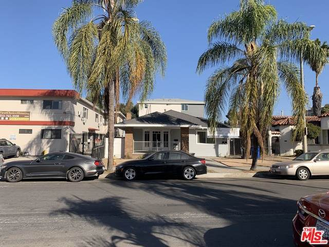 1205 W 37Th Dr, Los Angeles, CA 90007 (#21-752106) :: Randy Plaice and Associates