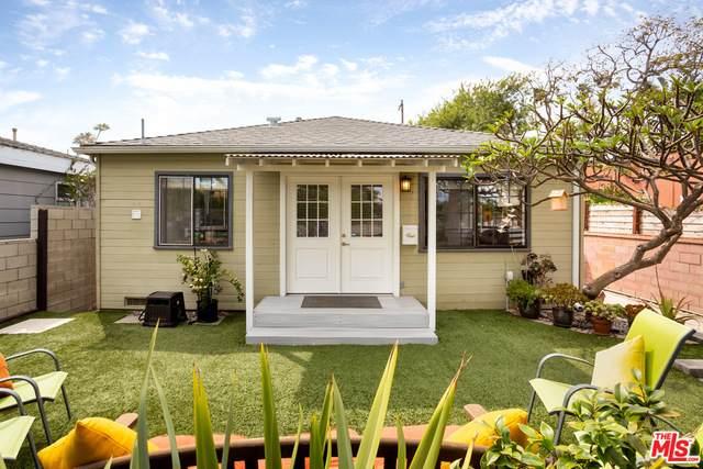 717 Coeur D Alene Ave, Venice, CA 90291 (MLS #21-752224) :: The John Jay Group - Bennion Deville Homes