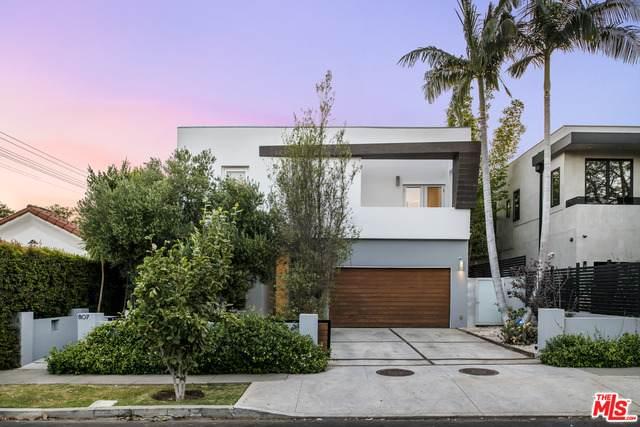 807 N Laurel Ave, Los Angeles, CA 90046 (#21-752438) :: Montemayor & Associates