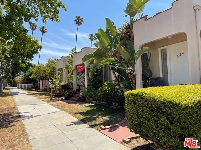 522 Idaho Ave, Santa Monica, CA 90403 (MLS #21-752544) :: The John Jay Group - Bennion Deville Homes
