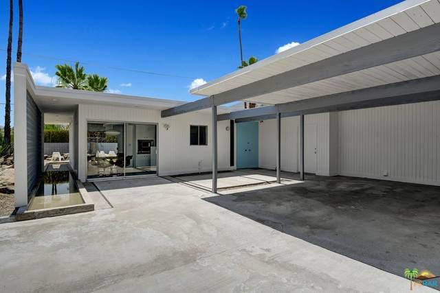 507 N Avenida Caballeros, Palm Springs, CA 92262 (MLS #21-752764) :: Brad Schmett Real Estate Group