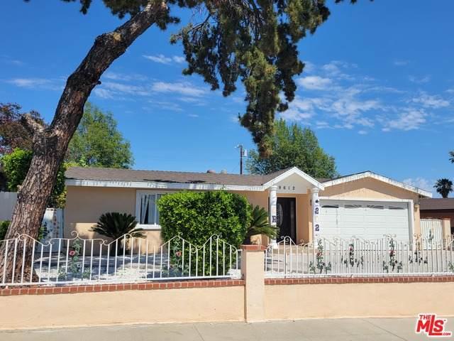 9612 Gerald Ave, Northridge, CA 91343 (#21-752782) :: Berkshire Hathaway HomeServices California Properties