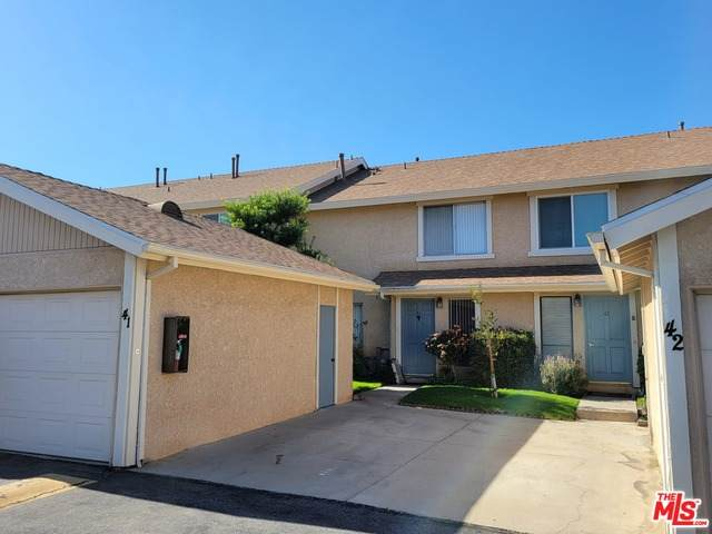 10125 De Soto Ave #41, Chatsworth, CA 91311 (MLS #21-752790) :: Mark Wise | Bennion Deville Homes