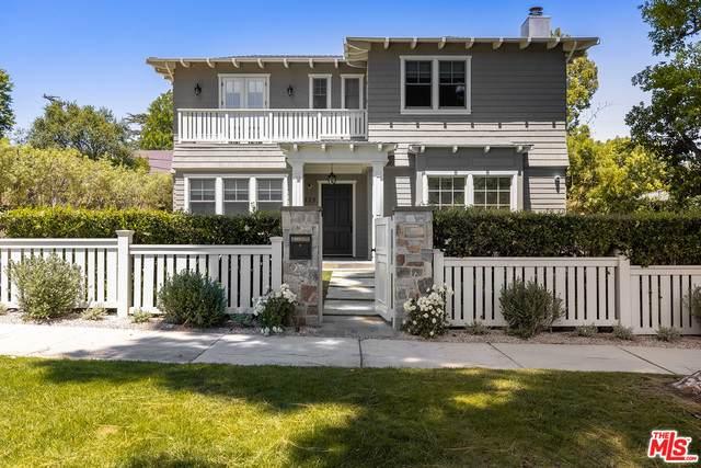 515 24Th St, Santa Monica, CA 90402 (#21-752826) :: The Grillo Group