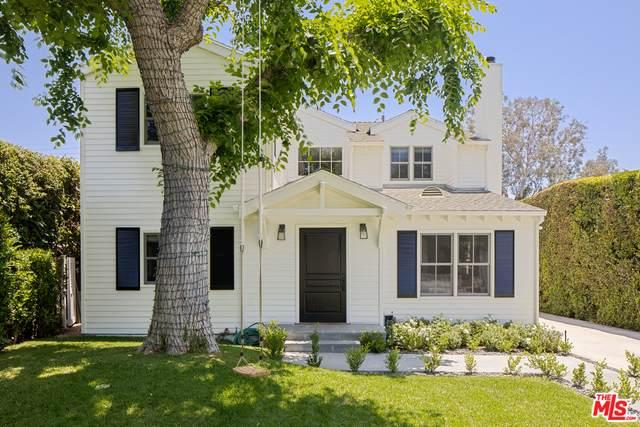 11730 Chenault St, Los Angeles, CA 90049 (#21-752848) :: Montemayor & Associates
