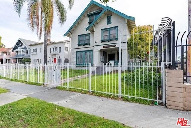 1356 S Westlake Ave, Los Angeles, CA 90006 (MLS #21-752980) :: The John Jay Group - Bennion Deville Homes