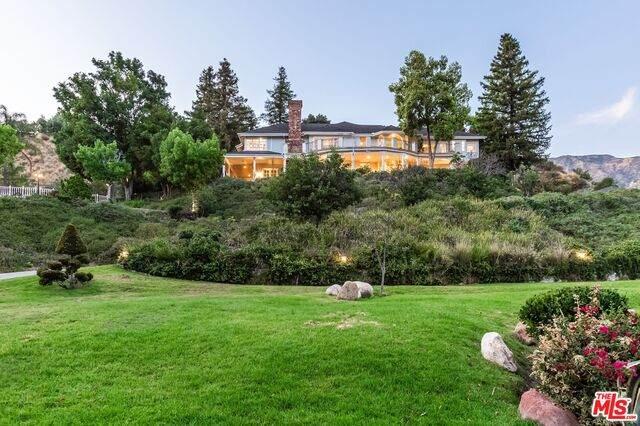 427 Long Canyon Rd, Bradbury, CA 91008 (#21-752998) :: Lydia Gable Realty Group