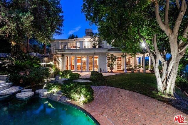 427 Long Canyon Rd, Bradbury, CA 91008 (MLS #21-752998) :: The John Jay Group - Bennion Deville Homes