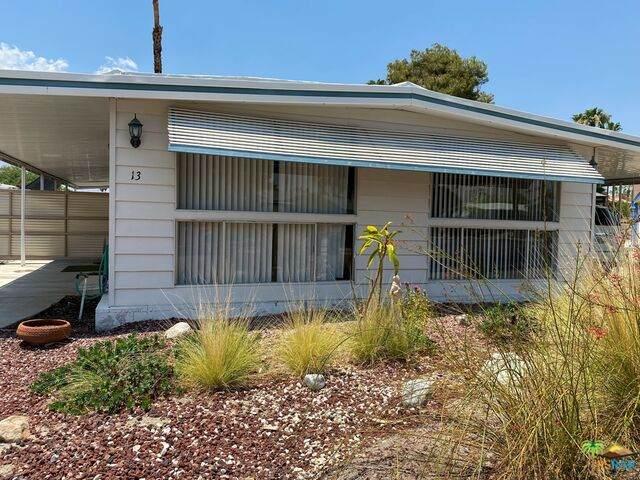 13 Via Valverde, Cathedral City, CA 92234 (MLS #21-753298) :: Brad Schmett Real Estate Group