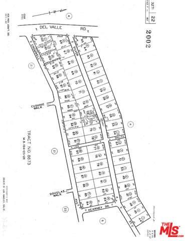 0 Silver Street, Castaic, CA 91384 (#21-753534) :: Montemayor & Associates