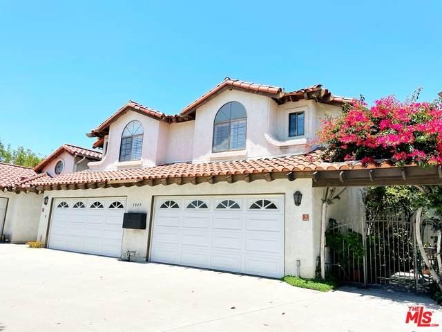1049 Fairview Ave #3, Arcadia, CA 91007 (#21-753800) :: Lydia Gable Realty Group