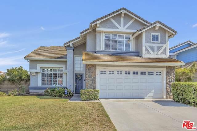 1348 Bluejay St, Fillmore, CA 93015 (#21-753840) :: The Pratt Group