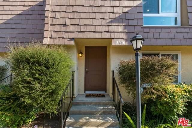 27460 Country Glen Rd, Agoura, CA 91301 (#21-753852) :: Berkshire Hathaway HomeServices California Properties