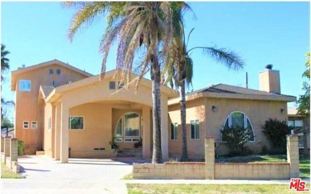 9743 Monogram Ave, Northridge, CA 91343 (#21-753906) :: Montemayor & Associates