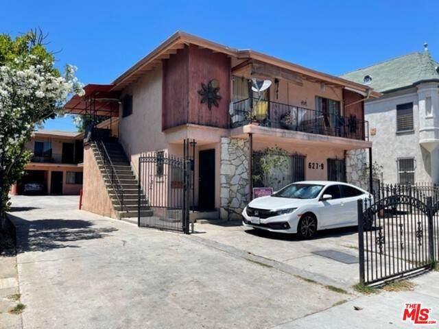 627 N Soto St, Los Angeles, CA 90033 (#21-754306) :: Berkshire Hathaway HomeServices California Properties