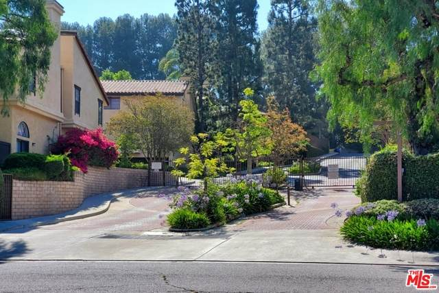 1840 S Marengo Ave #54, Alhambra, CA 91803 (#21-754386) :: Berkshire Hathaway HomeServices California Properties