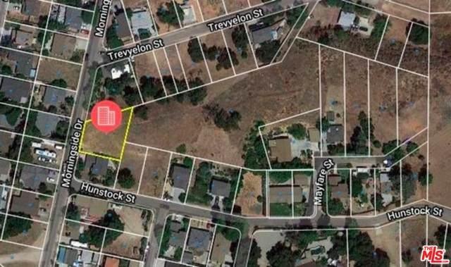 0 Morningside Drive, Castaic, CA 91384 (#21-755096) :: Montemayor & Associates