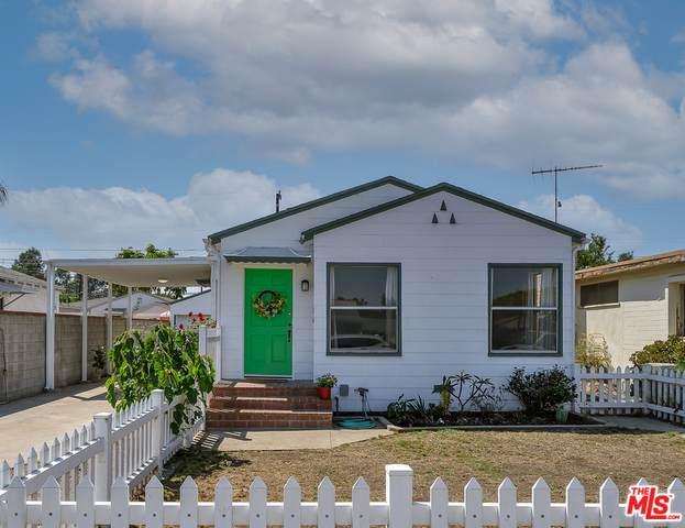 11837 Marshall St, Culver City, CA 90230 (#21-755444) :: Vida Ash Properties   Compass